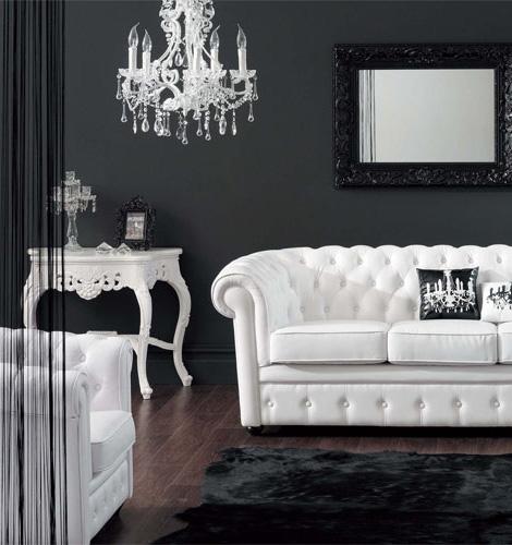 baroque style furniture modani 5 Diseño interior barroco es todo eso y Algo Más
