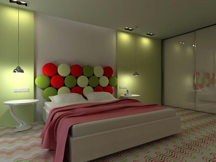 Dormitorios fotos de dormitorios im genes de habitaciones - Cojines para dormitorios juveniles ...
