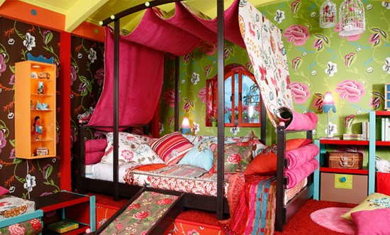 Girl Gypsy Room Decor