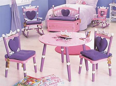 Decoracion Diseño: Dormitorios y habitaciones de princesas ...