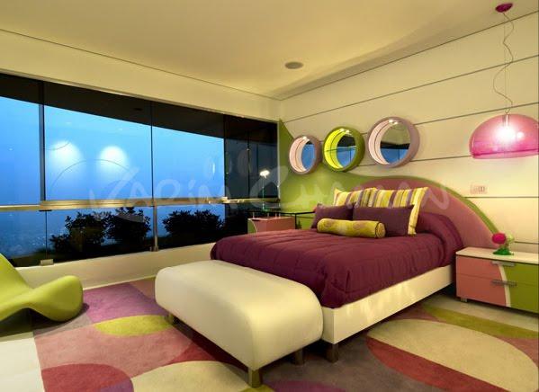 Dormitorios fotos de dormitorios im genes de habitaciones - Dormitorios juveniles de nina ...