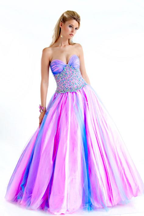 Vestido para fiesta de 15 años de color rosado para sentirte como ...