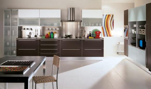 The Home Populars: Modernas cocinas de estilo italiano por Scavolini ...