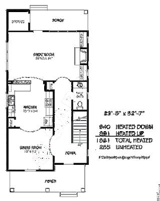 Interior design plano de casa de dos pisos tres - Plano de la casa ...