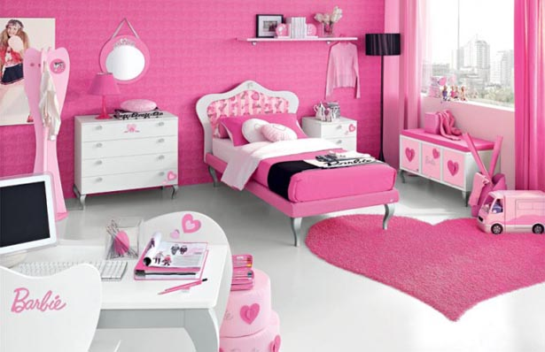 Dormitorios infantiles de barbie interior designs photo - Dormitorios tematicos infantiles ...