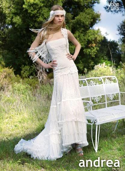 cars blogger forever: vestidos de novia de cortes sencillos y