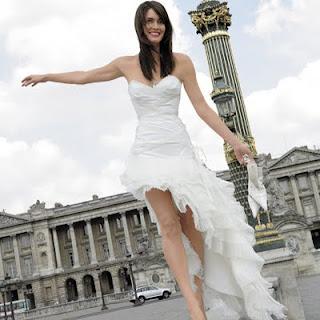 Kurze Brautkleide- Kurz Hochzeitskleid 2013