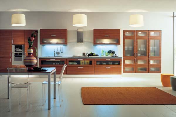 Diseños Italianos de cocinas modernas - Gabinetes | Luxury Interior ...