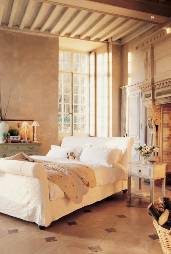 Decoracion Diseño: Clásico y Moderno Rústico Dormitorios