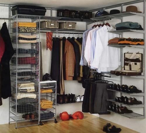 Ideas de organizaci n de armario decorando mejor - Organizacion armarios ...