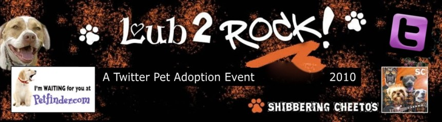 #Lub2Rock Adoption Option