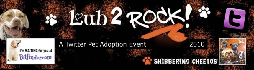 #Lub2Rock Adoption Option