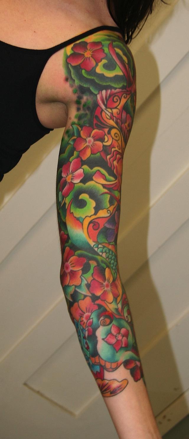 Sleeve Tattoo Design Ideas
