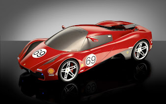 #1 Ferrari Wallpaper