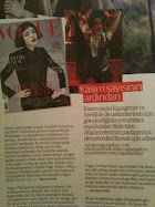VOGUE TURKİYE DECEMBER 2010 ISSUE