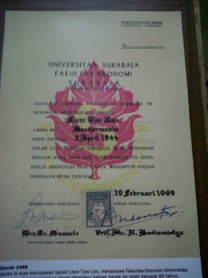 Universitas Surabaya Kampus Hijau