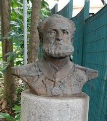 Estátua Joaquim Marques Lisboa.