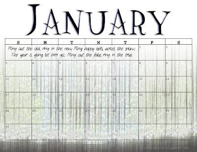 January print
