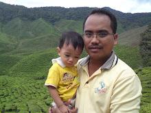 papa&hazreen
