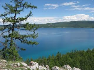 danau kaspia terbesar di dunia