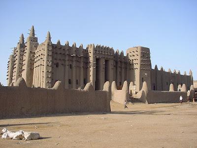 Masjid Agung Djenné