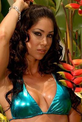 fotos mujeres modelos Melissa Loza