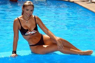 fotos Kenita bikini