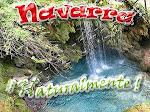 Nacedero del Río Urederra. Valle de Améscoa. El Paraíso de Agua. Comarca Turística Urbasa Estella
