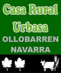 Agroturismo Casa Rural Urbasa Urederra. Centro de Turismo Rural. Comarca Turística Urbasa Estella