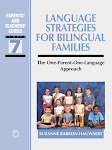 Language Strategies for Bilingual Families