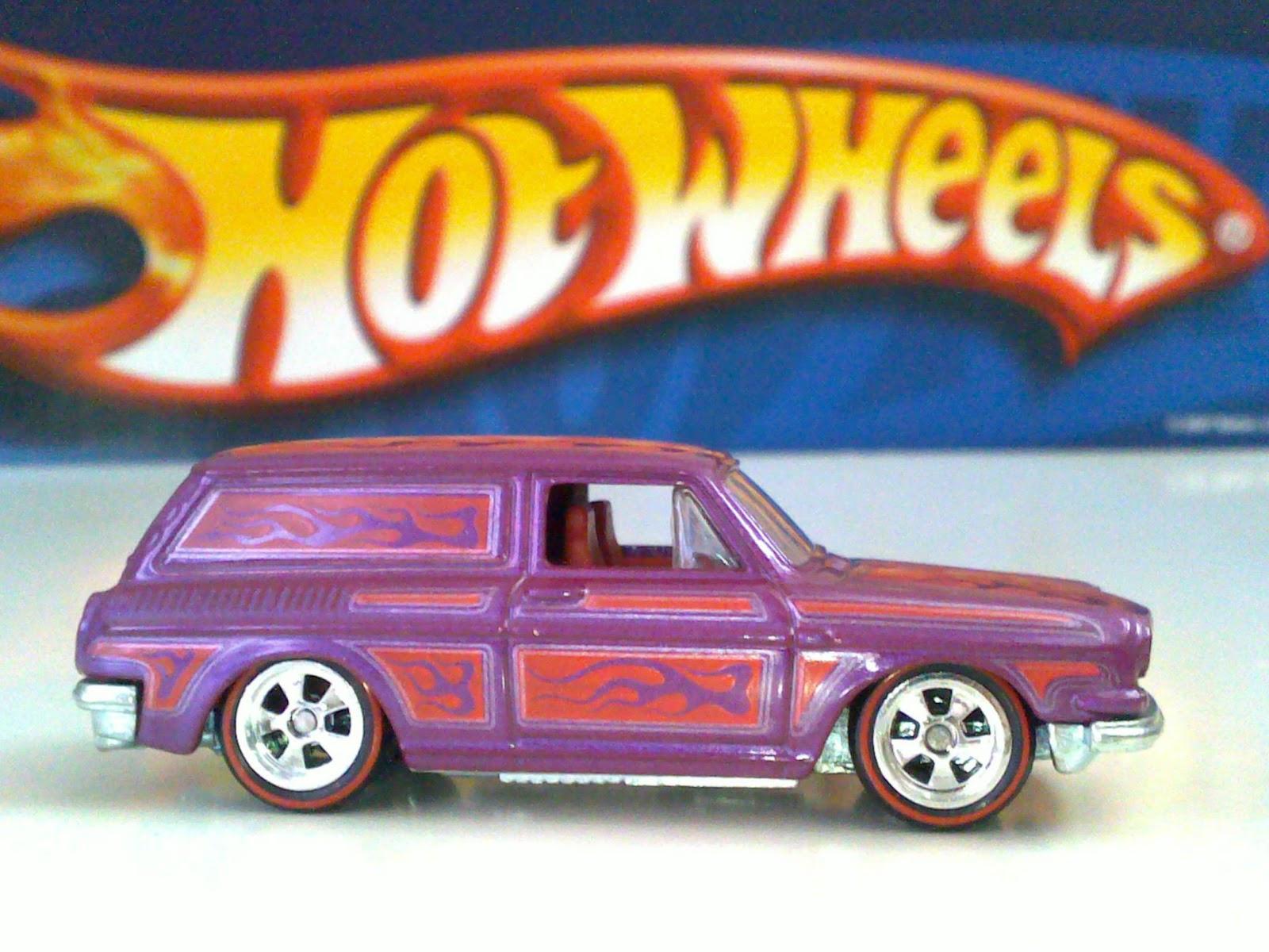 Evil Cendawan  Custom 69 VW Squareback