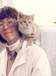 Ann, Back in the day with Sand Cat
