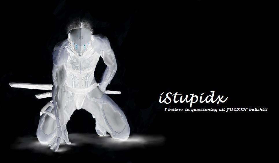 iStupidx ✔
