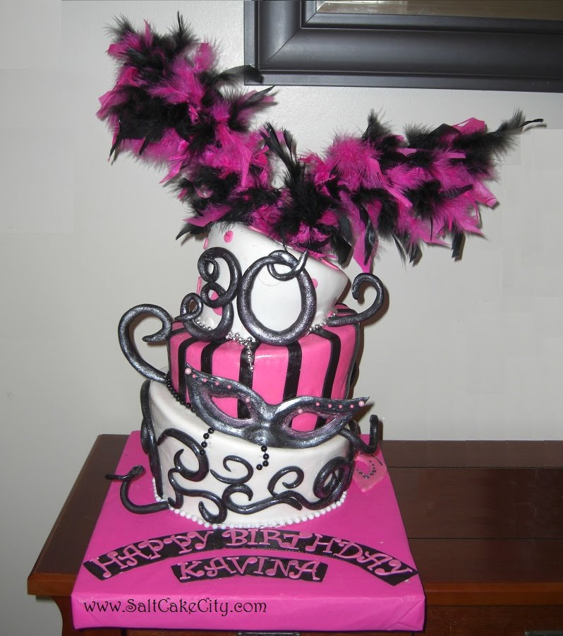 Masquerade Birthday Party Cakes Sweet Moments Of Life
