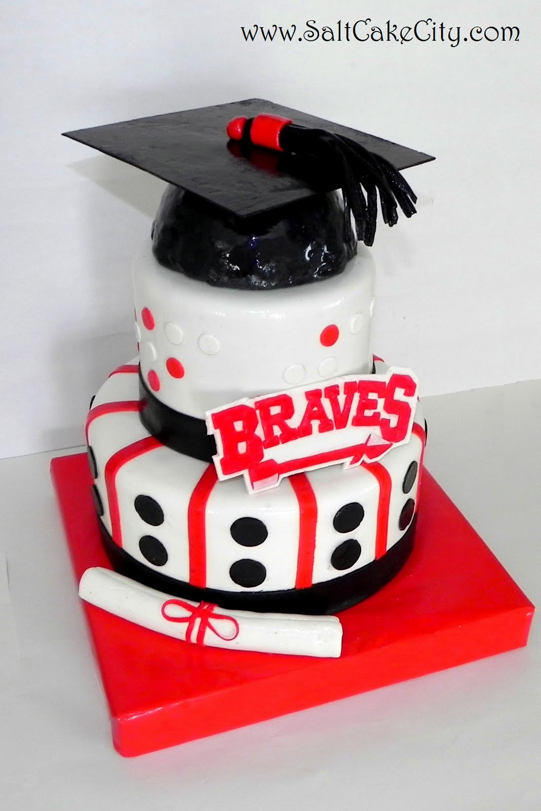 Cake Decorating For Graduation : Graduation Party Cake Graduation Party Cake Ideas 2011 ...