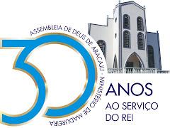 MINISTÉRIO MADUREIRA EM SERGIPE 30 ANOS