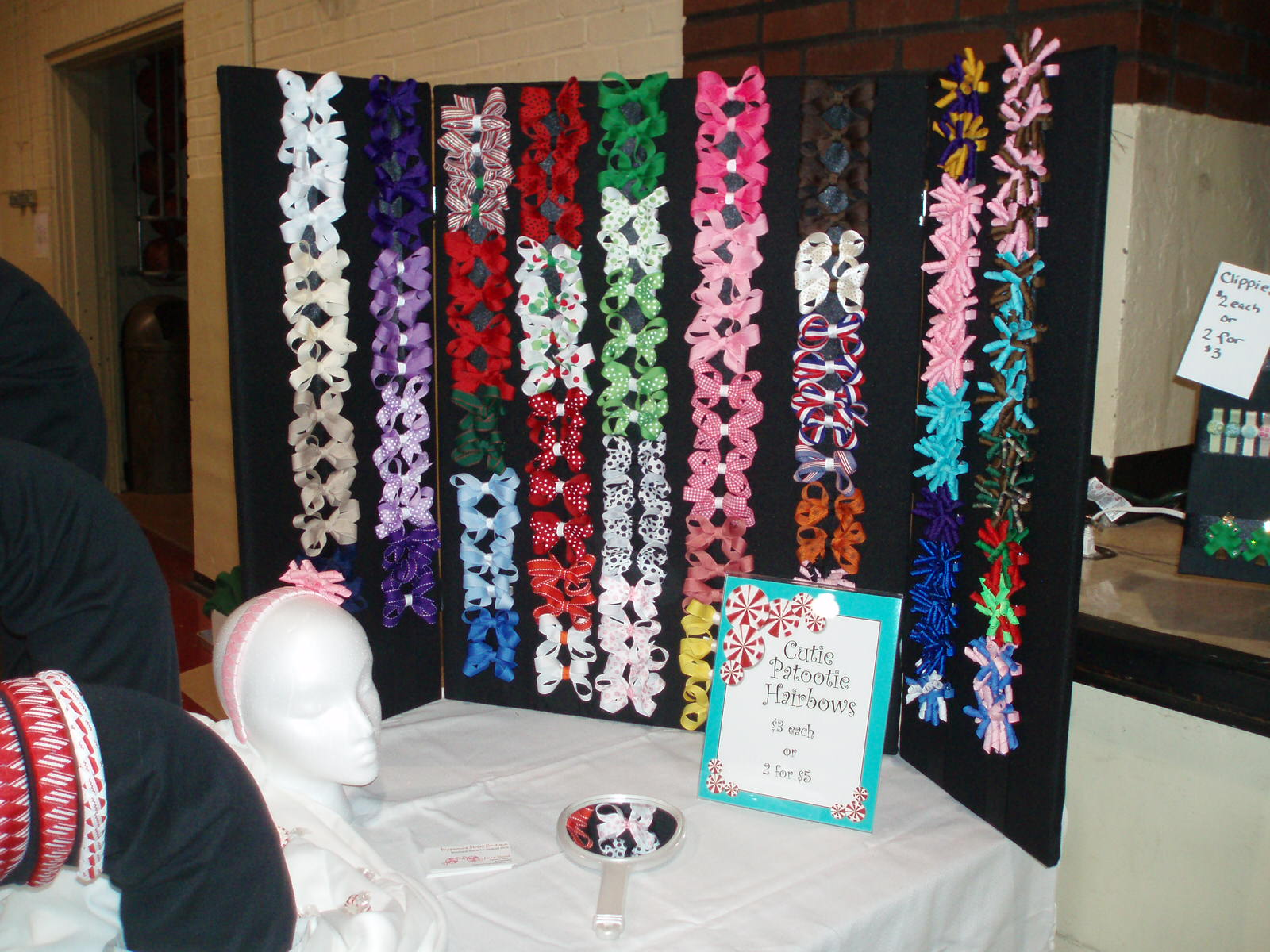 Simple gifts first craft show for How to set up a booth at a craft show