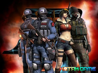 cara bermain point blank online login ke point blank online