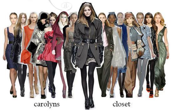 carolyns closet