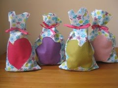 Fabric's Lolly bags