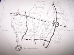 Peta Wilayah Beji