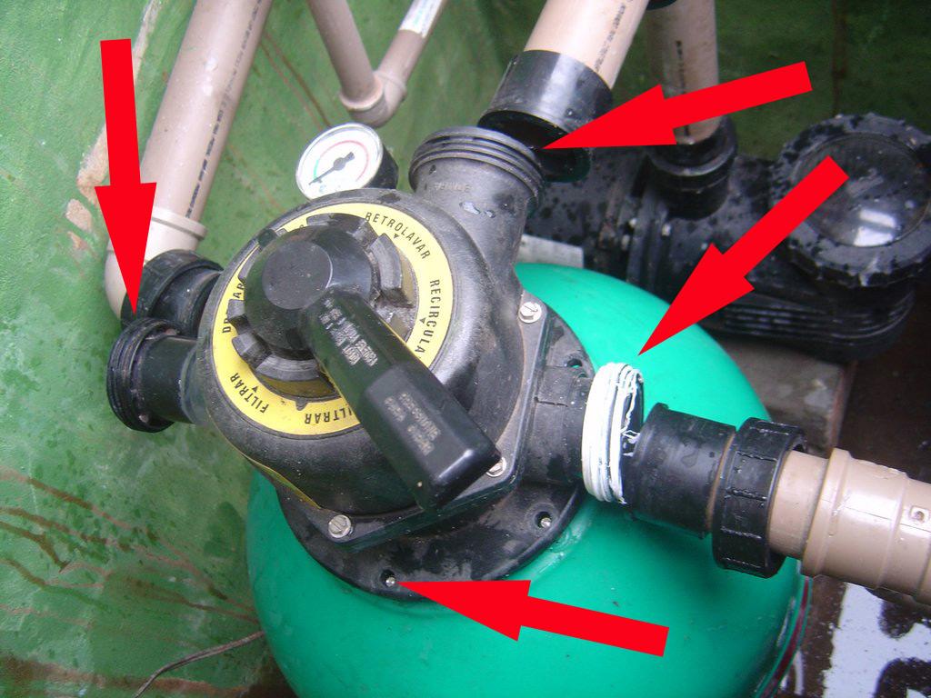Tio beto blog como trocar a areia do filtro da piscina for Filtro piscina