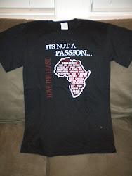 Black T-Shirt (front)