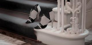 Sophie Gittins shoes. Copyright Sophie Gittins.