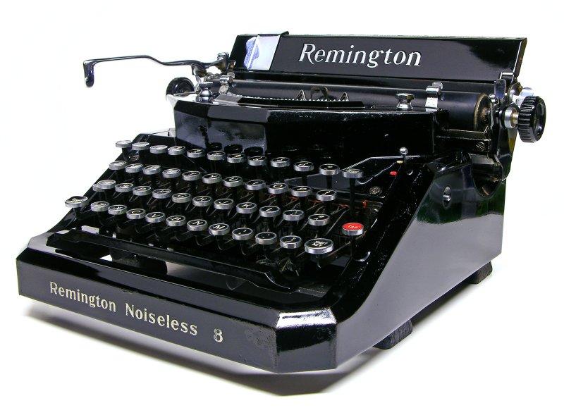 dieselpunk remington noiseless 8