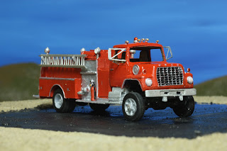 ... Midwestern Custom Models: Alloy Forms LS Ford w/ Suburban Pumper