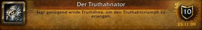 wow erfolg achievement guide der truthahnator
