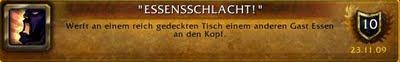 wow pilgerfreuden erfolg achievement guide Essensschlacht