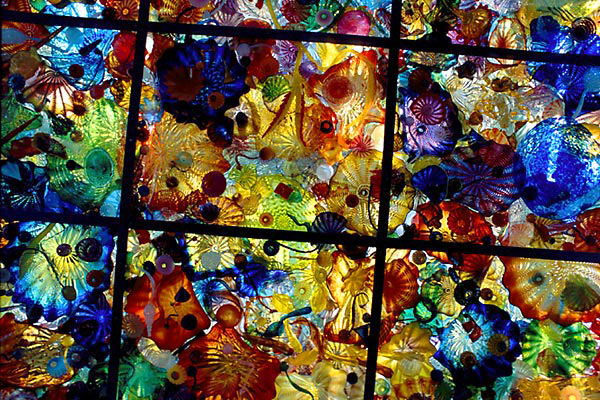 Antonia Jo Artist Series Dale Chihuly Glass Sculptures