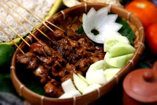 Sate, Rich Of Nutrient